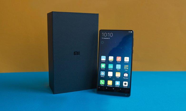 AndroidPIT Xiaomi Mi Mix 2130 2