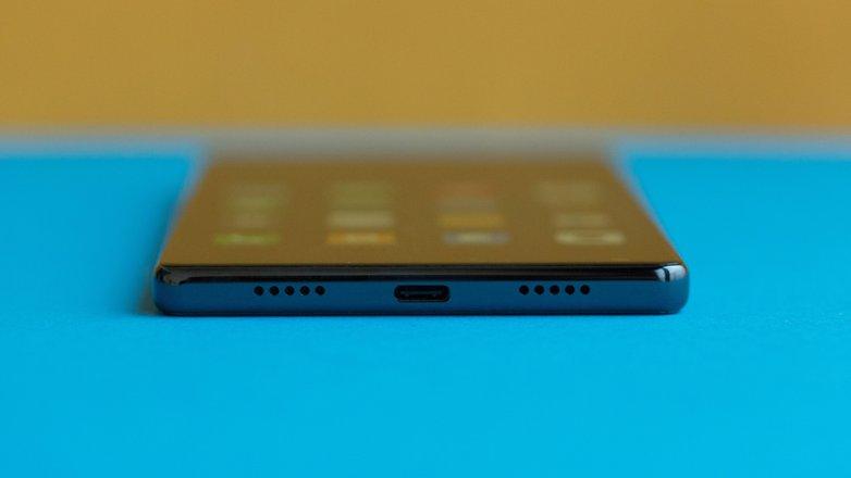 AndroidPIT Xiaomi Mi Mix 2134