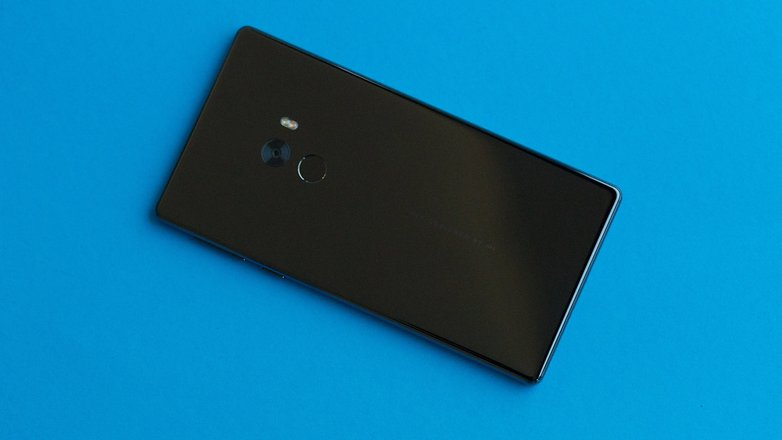 AndroidPIT Xiaomi Mi Mix 2154