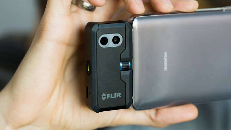 AndroidPIT flir camera 1