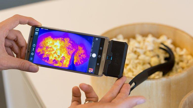 AndroidPIT flir camera 2