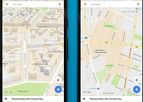 How to activate the new dark mode on Google Maps