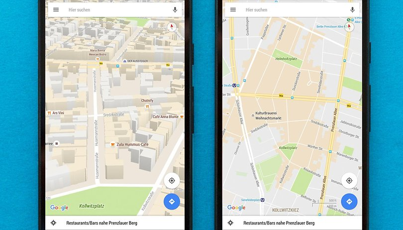 Google Maps tips and tricks: get the most from your travels | AndroidPIT