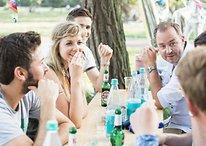 Endlich bessere Party-Fotos aufnehmen und ein Smartphone gewinnen!