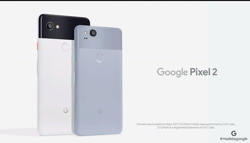 DxOMark vient d'élire le Google Pixel 2 comme meilleur photophone