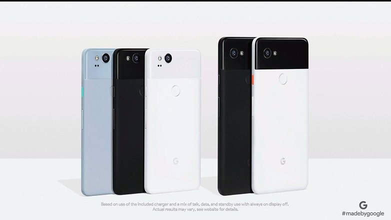 AndroidPIT Google Pixel 2 16