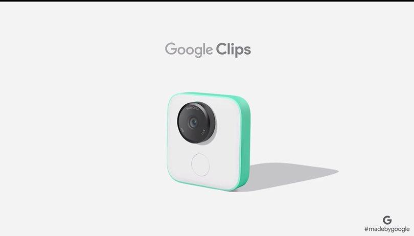 Google Clips: Die Kamera, die selber knipst