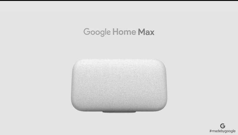 Google Home Max is finally available to order in the US