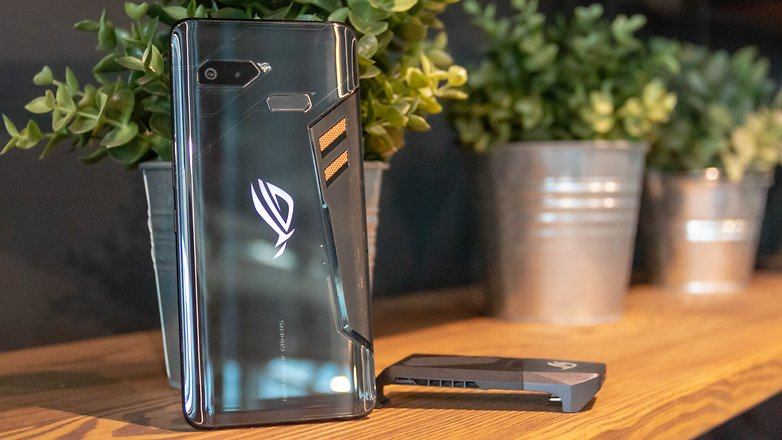 AndroidPIT IFA Asus ROG Phone 1
