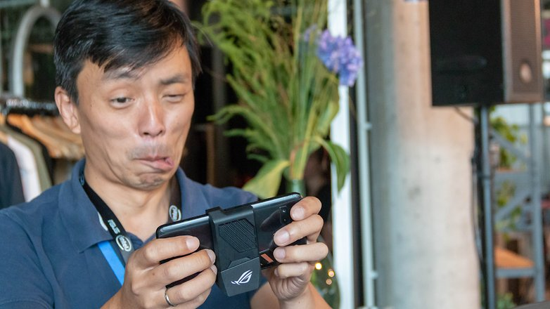 AndroidPIT IFA Asus ROG Phone 13