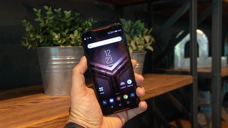 AndroidPIT IFA Asus ROG Phone 4
