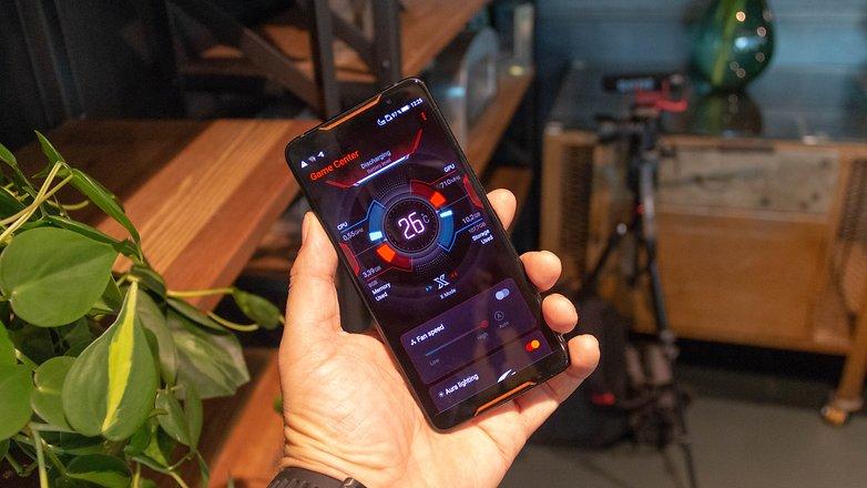 AndroidPIT IFA Asus ROG Phone 9