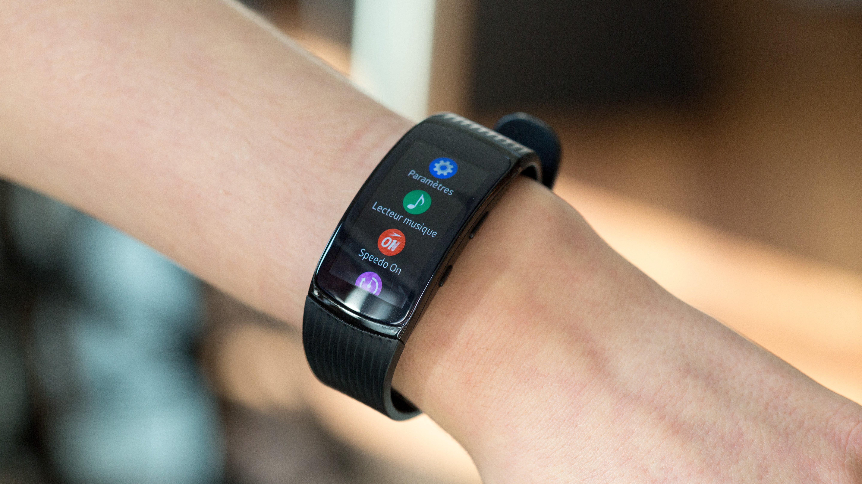 Samsung Gear Fit 2 Schlafanalyse Einstellen
