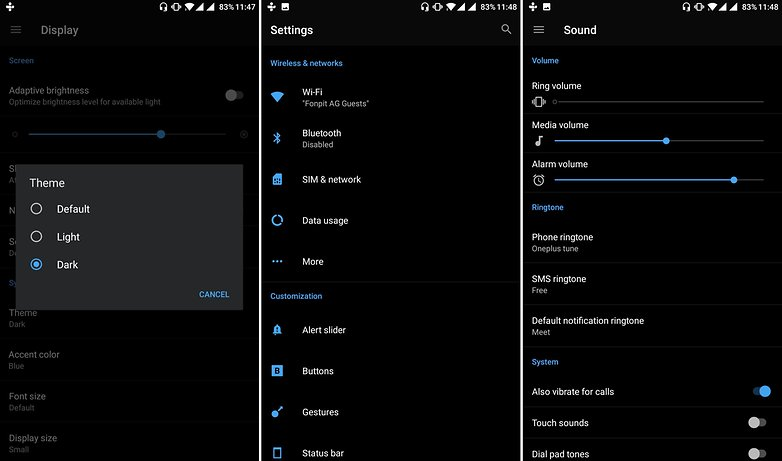 Android Wanted Features Setup 2