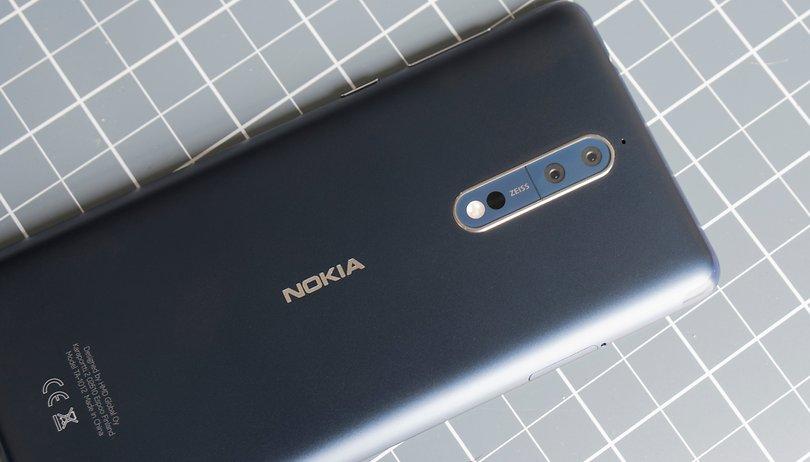 Nokia 8 im Test: Bothie alleine reicht leider nicht