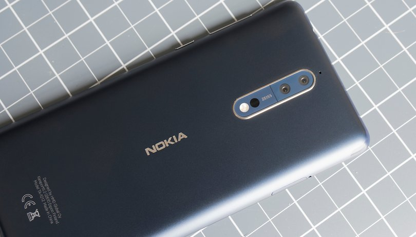 Análisis Hands-on del Nokia 8: elegante smartphone para live streaming