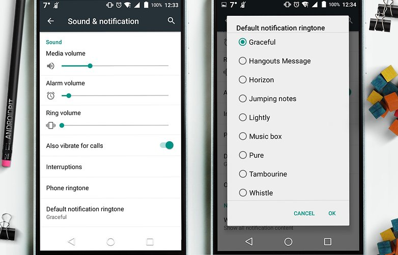 How to change the notification sound on your Android phone | AndroidPIT