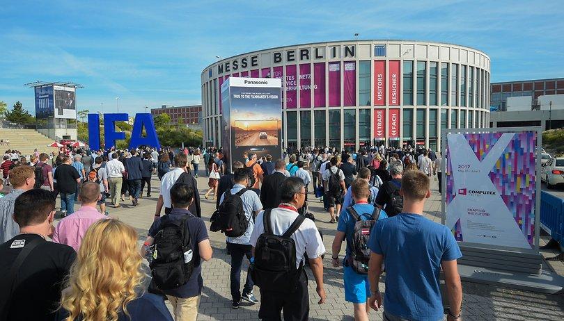 IFA 2017: Die Highlights aus Berlin im Überblick