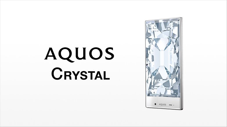 Sharp Aquos Crystal 11