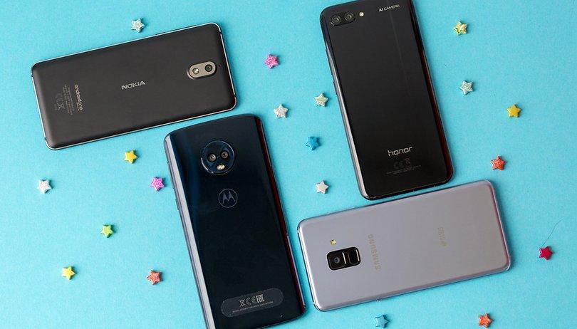 I migliori smartphone Android sotto i 200 euro
