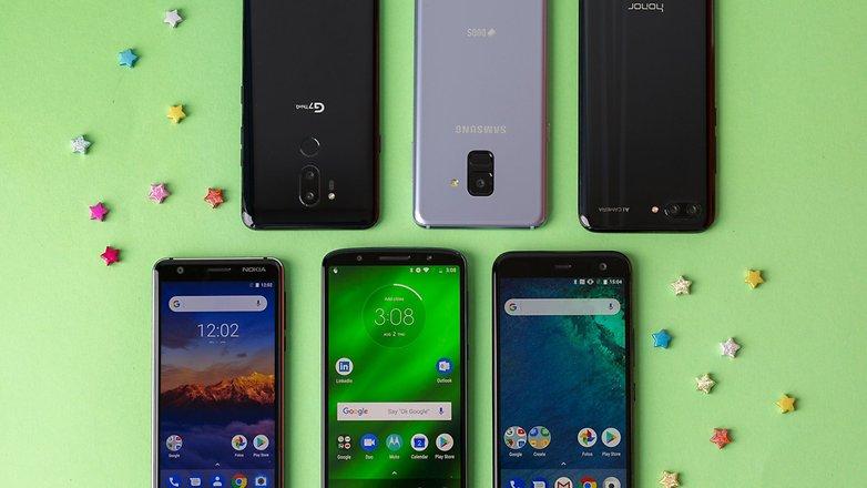 best phones 2018 3