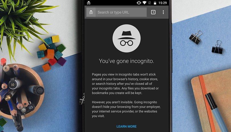 Le mode de navigation privée de Chrome n'est pas aussi discret qu'on peut le penser