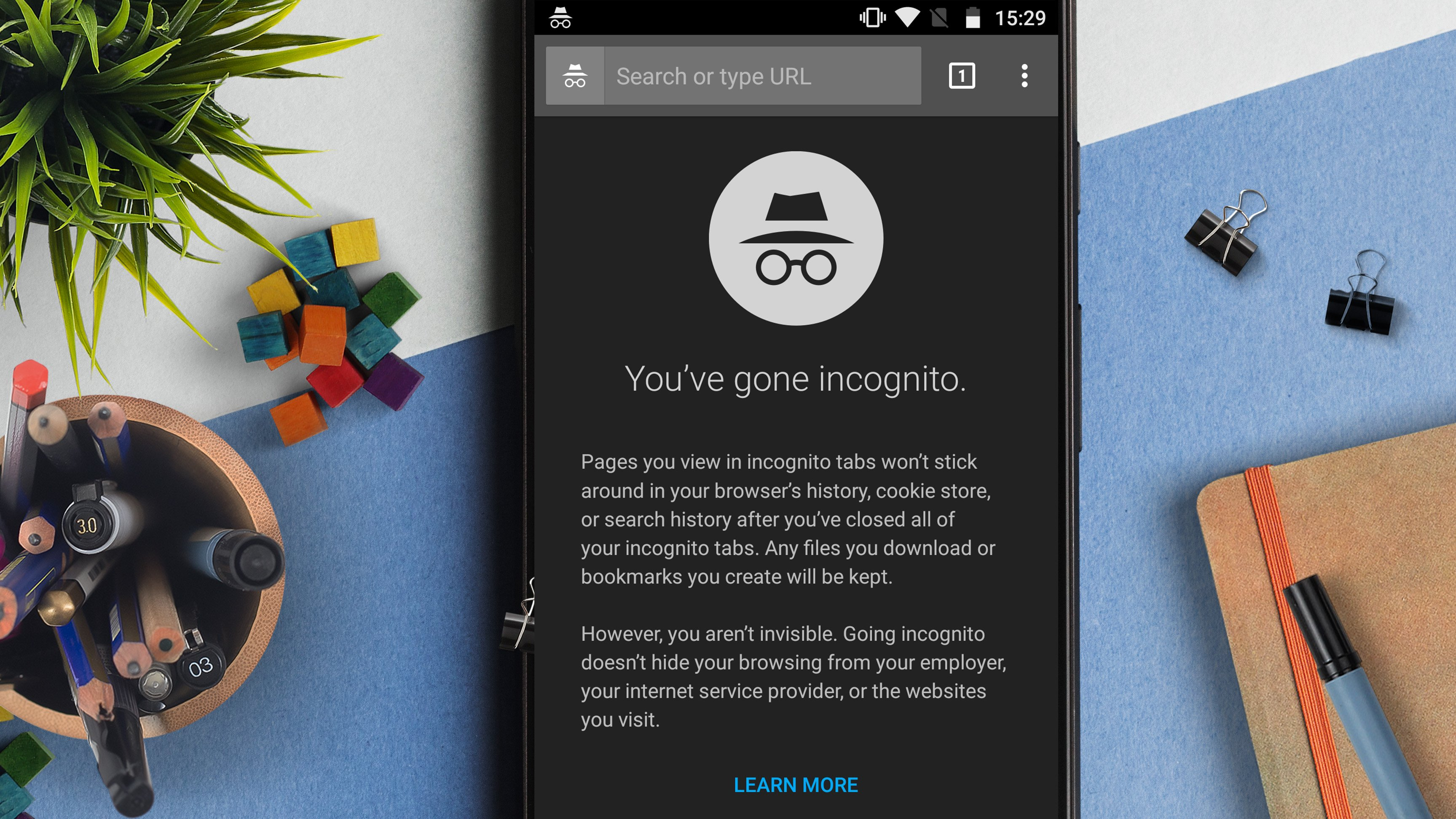 Chrome's incognito mode isn't as private as you might think | AndroidPIT