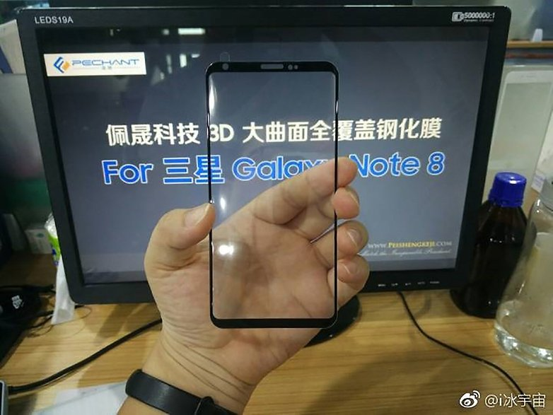 galaxy note 8 leaked panel 1