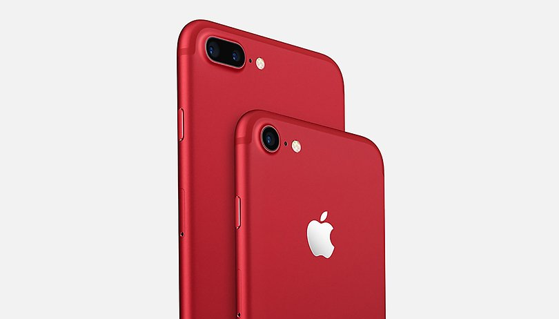 Apple: iPhone in Rot, neues iPhone SE und neues iPad vorgestellt