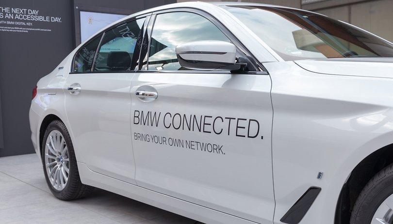 BMW vuole alleviare in modo intelligente le zone di divieto di circolazione