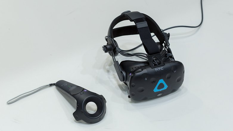 AndroidPIT HTC Vive Pro MWC 2018 0008