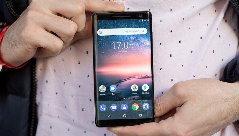 Nokia 8 Sirocco: muito agradável (agora em vídeo)