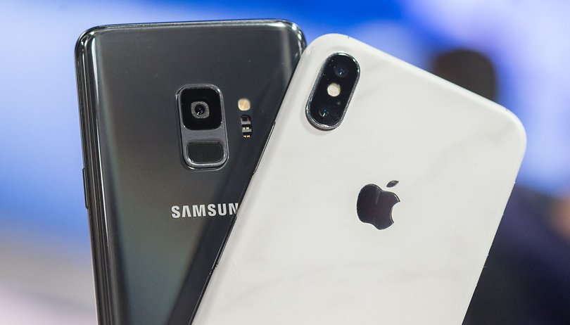 Samsung Galaxy S9 (Plus) vs Apple iPhone X: il meglio dei due universi