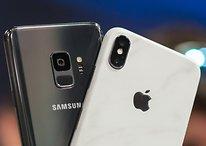 No dia do lançamento de novos iPhones, quem brilhou mesmo foi a Samsung