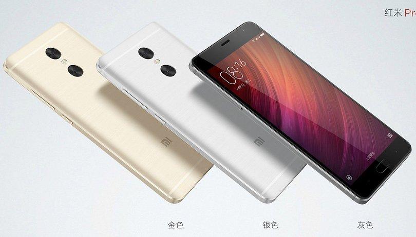 Xiaomi Redmi Pro: Offiziell vorgestellt