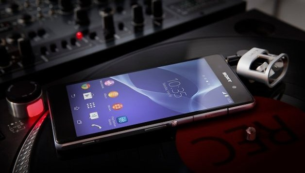 Sony Xperia Z2 presentato ufficialmente al Mobile World Congress 2014
