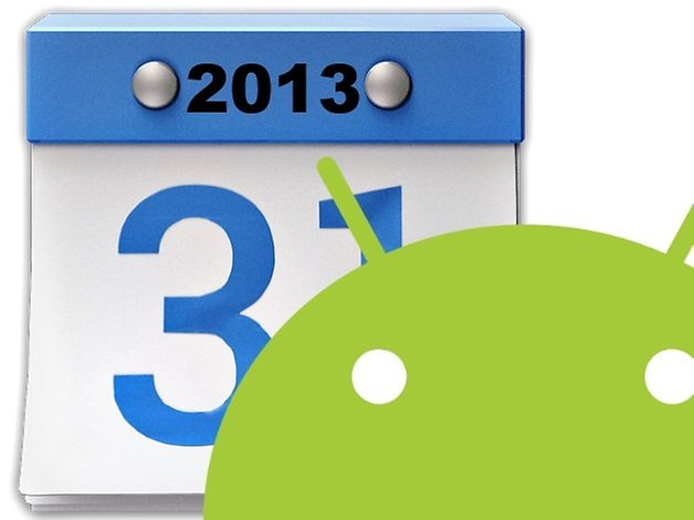 2013 in android