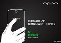 Oppo N1 - Un tráiler anuncia su lanzamineto