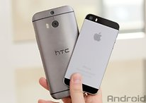 iPhone 5s vs. HTC One (M8): Duell der Design-Elite