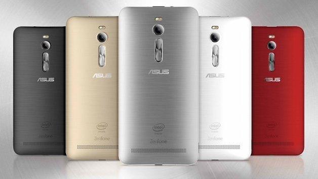 ASUS ZenFone 2 teaser