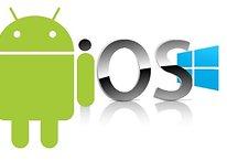 Smartphone-OS: Android dominiert den globalen Markt