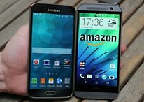 Amazon entices customers to cancel Galaxy S5 order for HTC One M8
