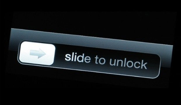 Apple Slide To Unlock Patent teaser
