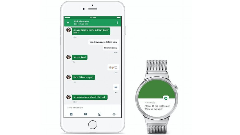 android wear iphone huawei watch