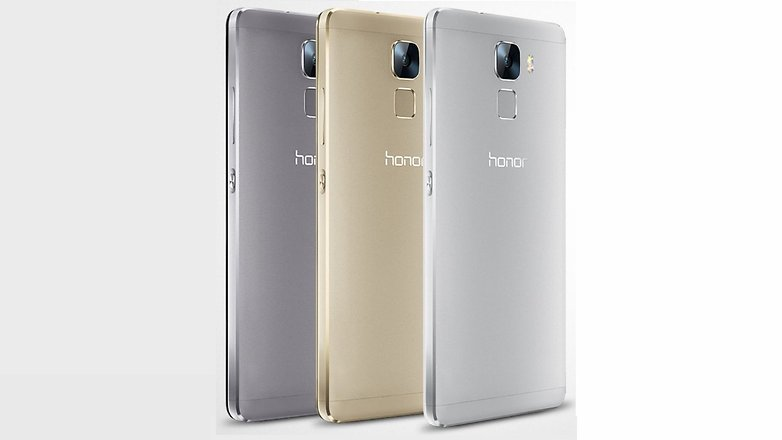 honor 7 colors