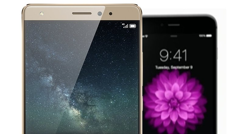 Huawei mate s iphone 6