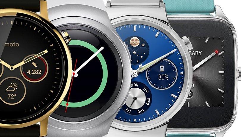 So richtet Ihr eine Smartwatch mit Android Wear ein