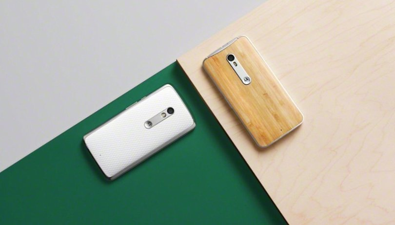 Motorola Moto X Style vs. Moto X Play: Das ist die neue Generation X