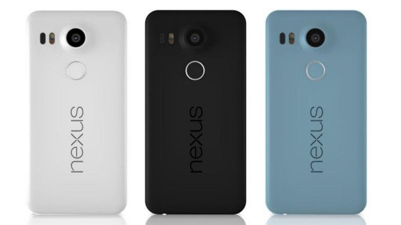 nexux 5 back colors