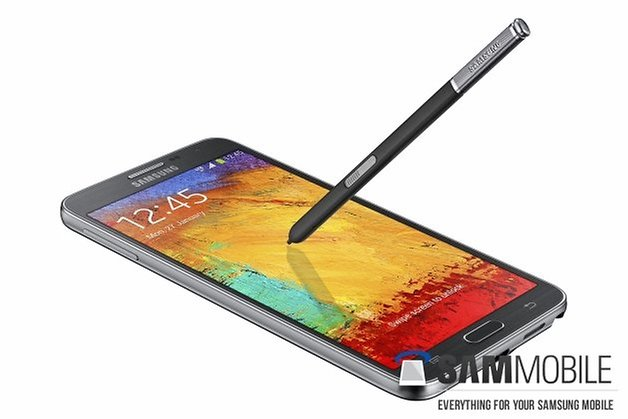 Les photos de presse du Galaxy Note 3 Neo